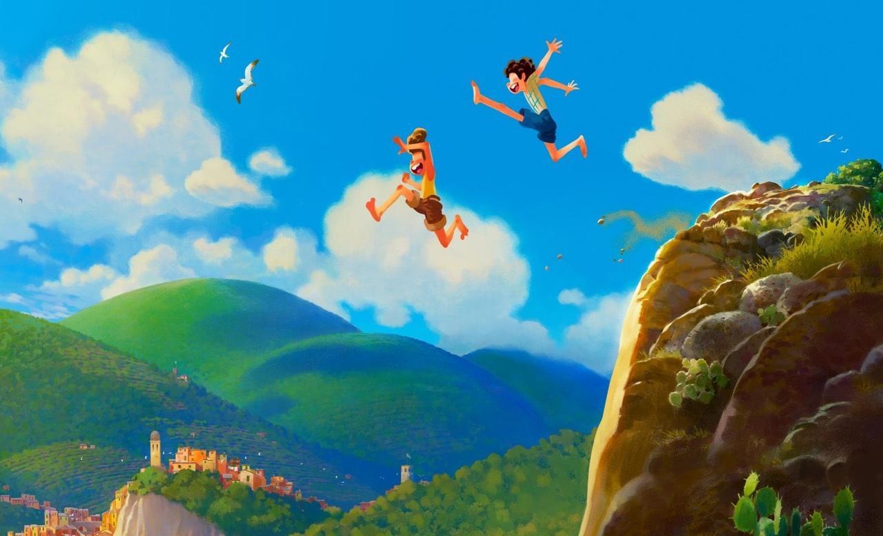 Pixar Luca