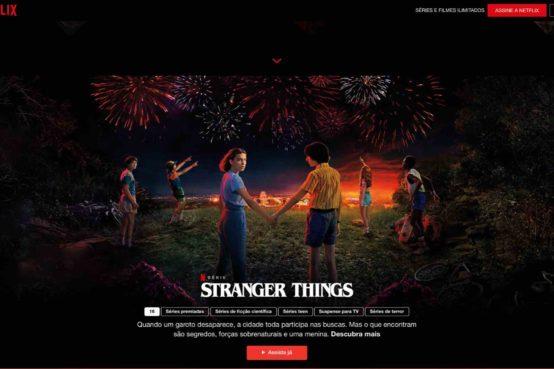 Filmes e Séries de Graça na Netflix