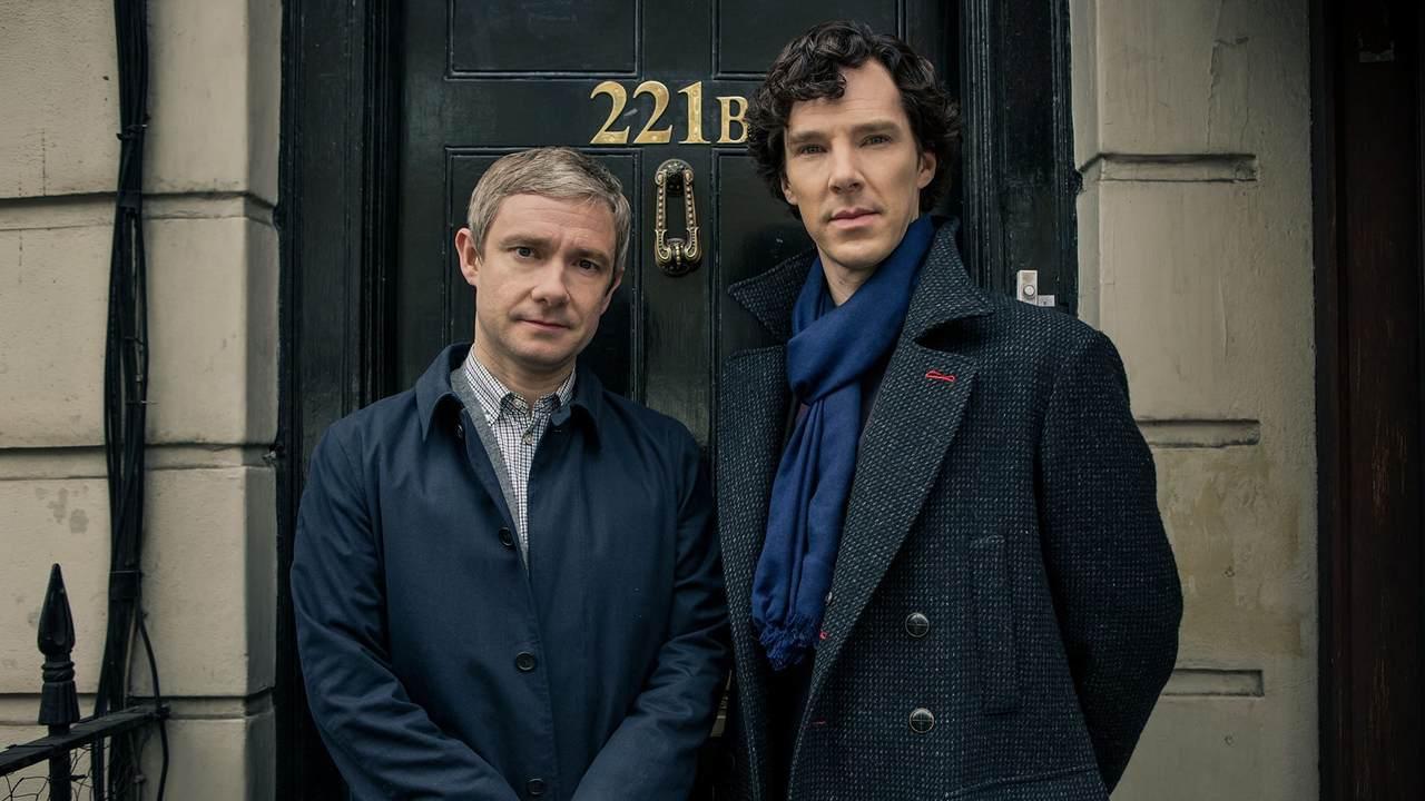 séries contemporâneas de Sherlock Holmes