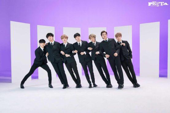 BTS no primeiro lugar da Billboard Artist 100