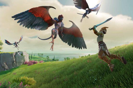Gods & Monsters muda nome para Fenyx Rising