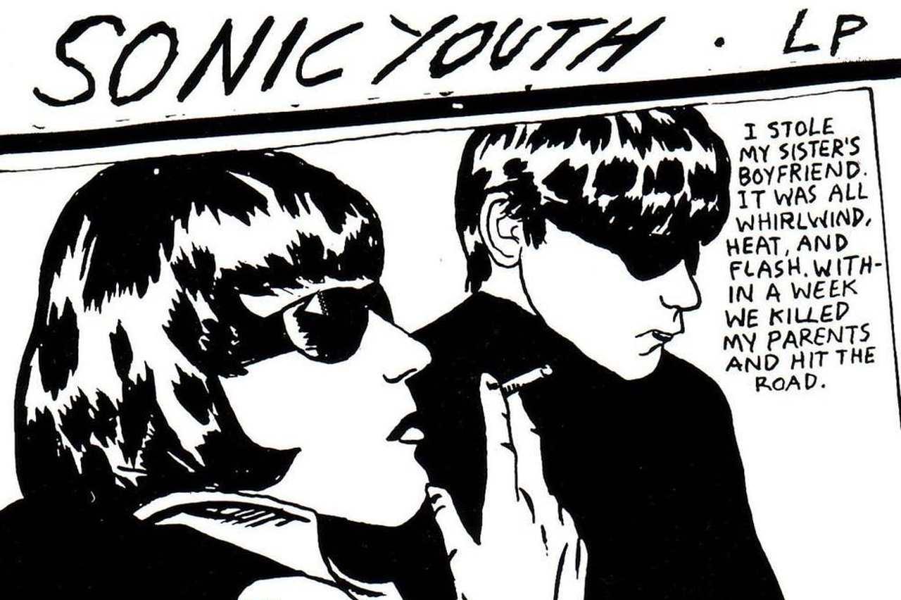 "Sonic Youth ""Goo"""
