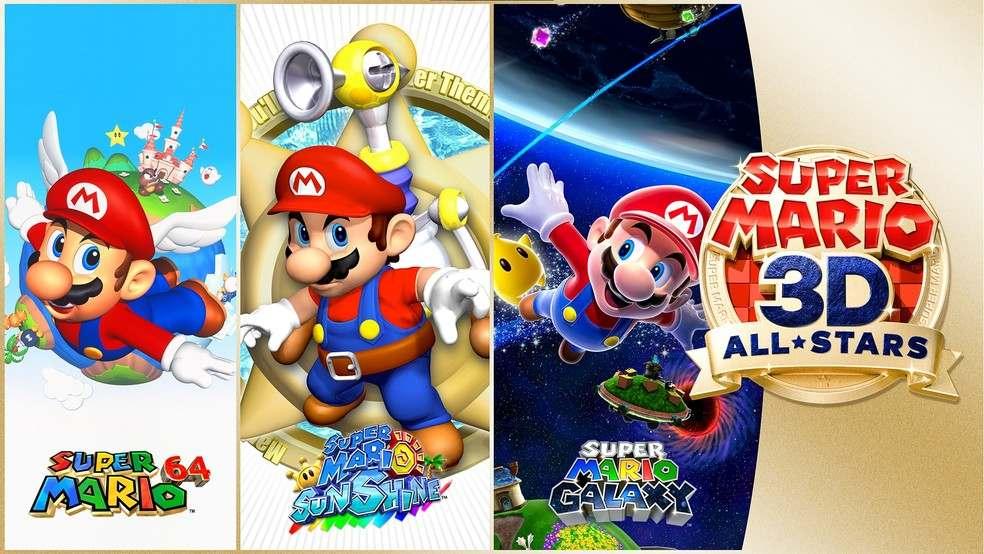 Super Mario faz 35 anos e ganha coletânea