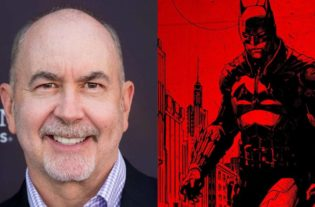 Terence Winter - The Batman