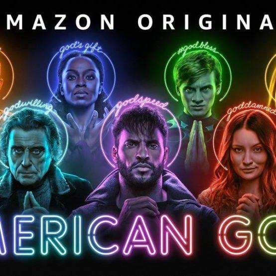 CCXP Worlds American Gods