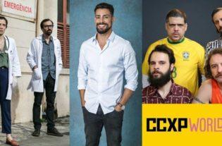 CCXP Worlds - Globo
