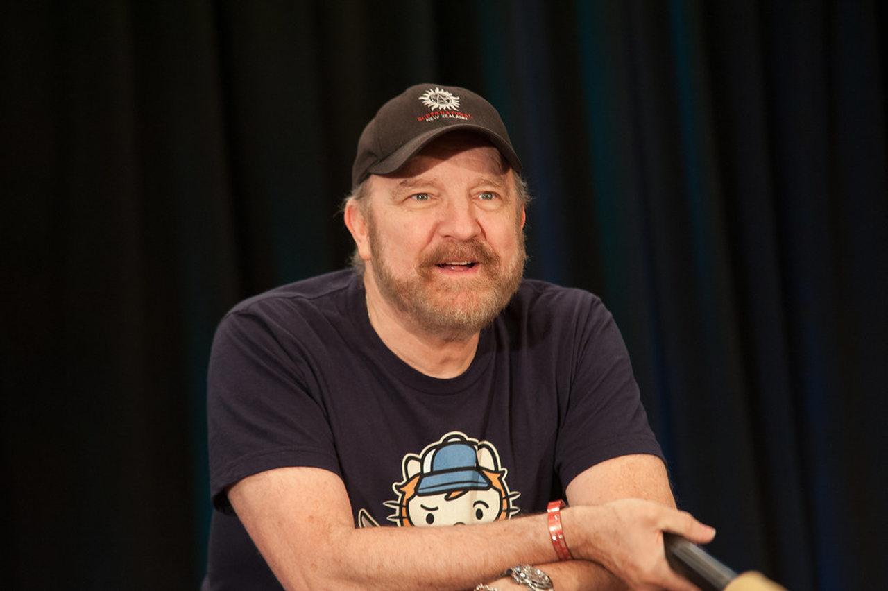 Jim Beaver na CCXP Worlds