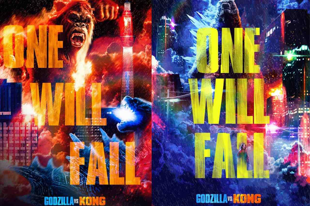 Kong e Godzilla