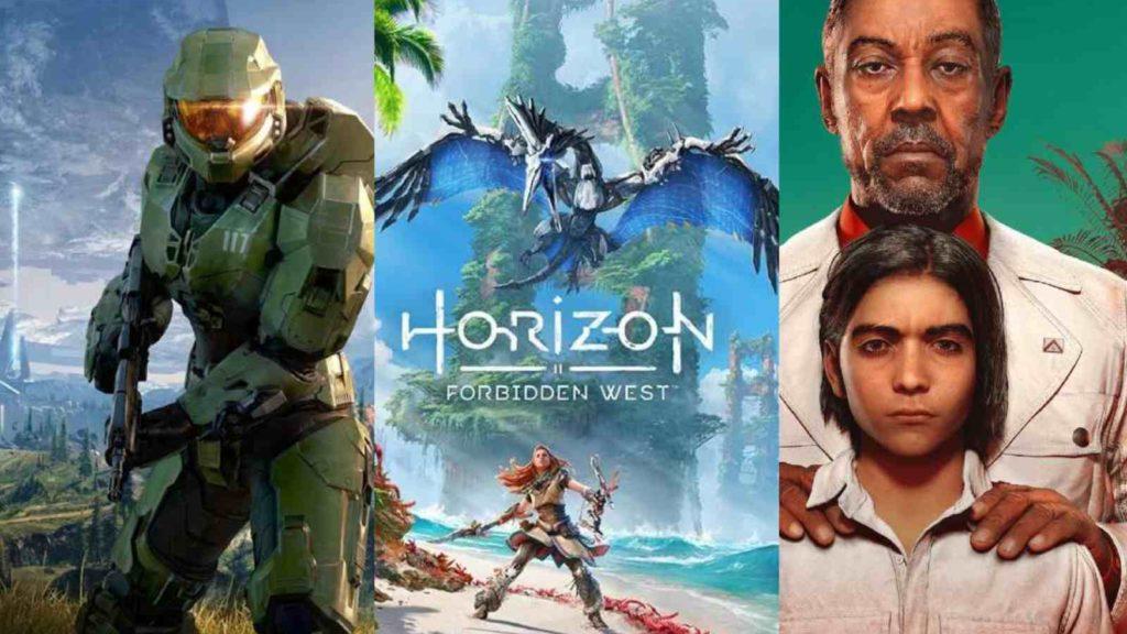 Games Mais Esperados de 2021
