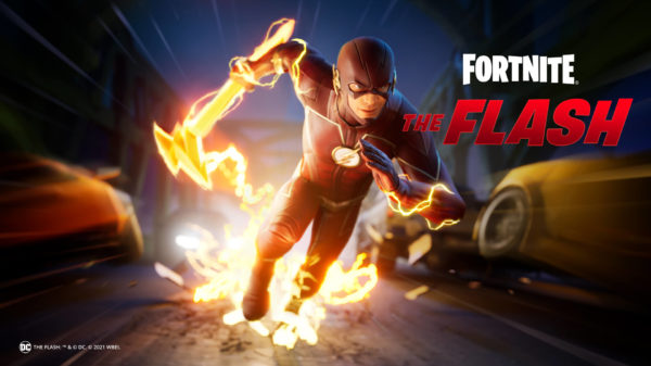 Fortnite -The Flash