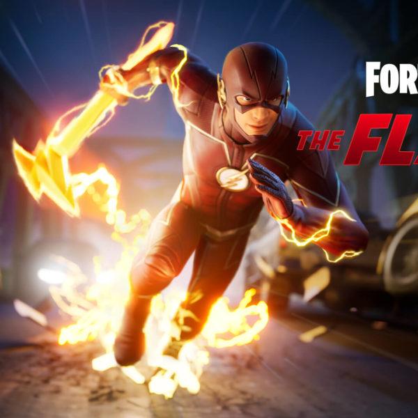 Fortnite -The Flash