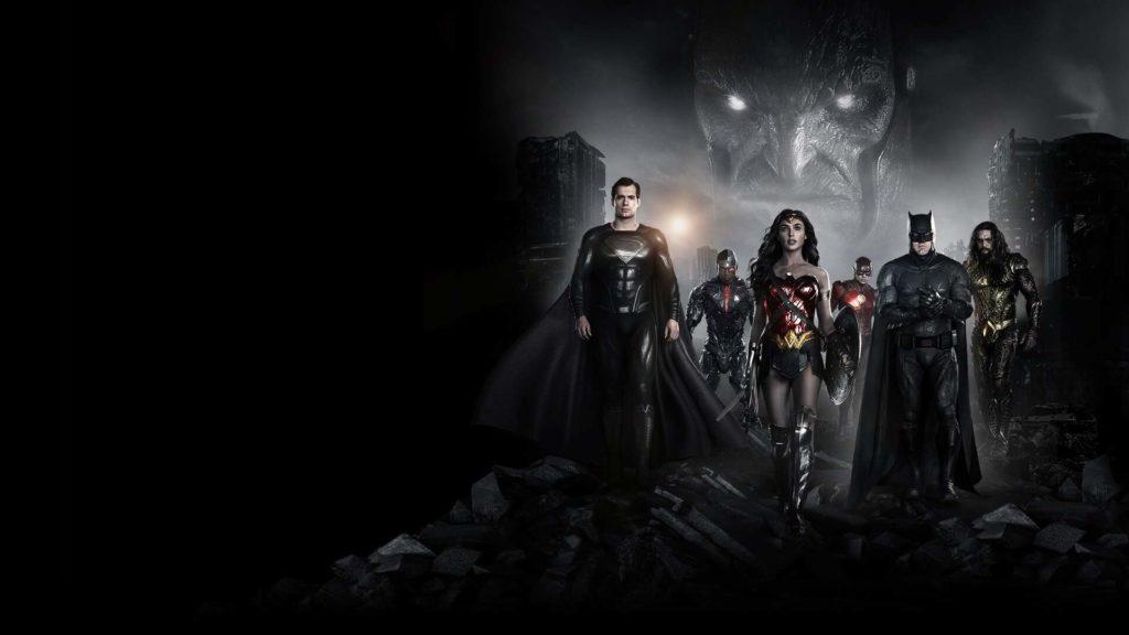 Liga da Justiça de Zack Snyder 5