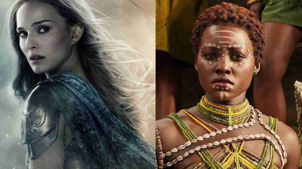 Natalie Portman e Lupita Nyongo juntas na Apple TV+