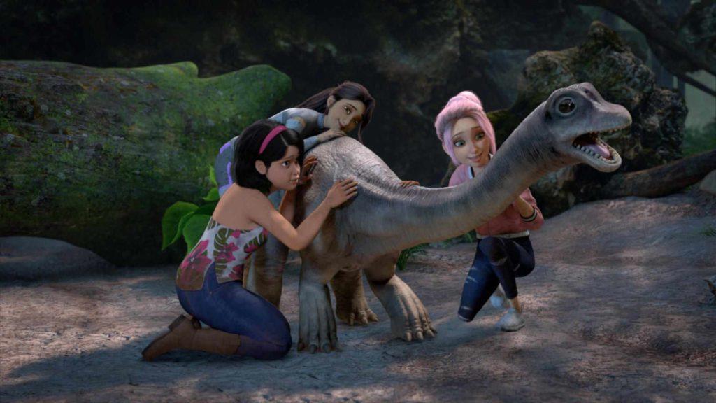 Acampamento Jurássico
