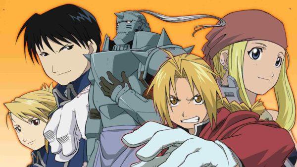 melhores animes