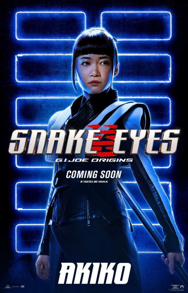 Snake Eyes - Cartaz 8