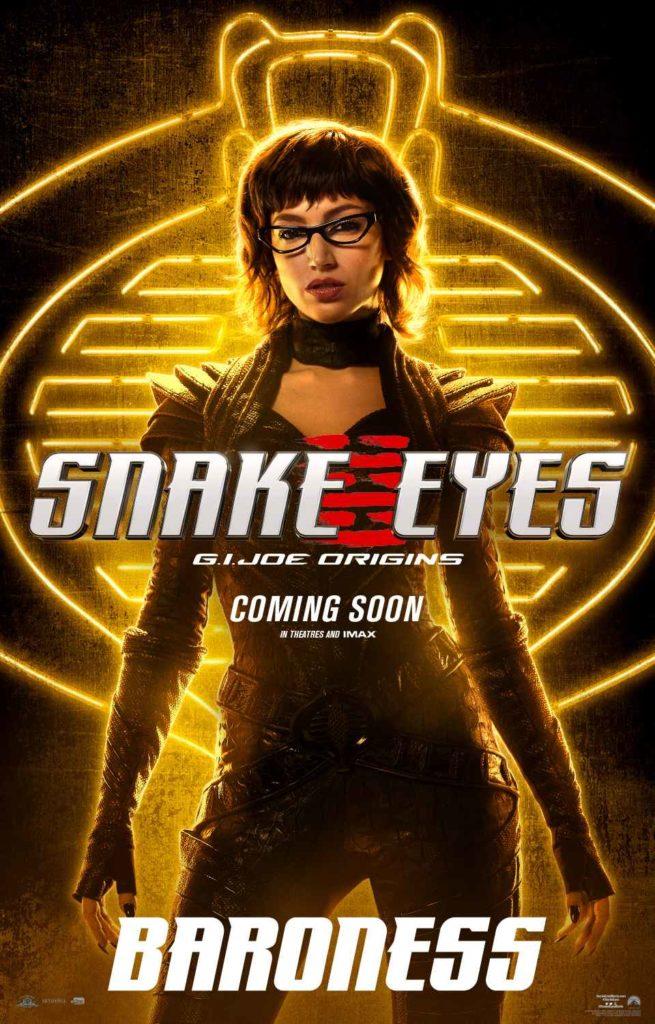 Snake Eyes - Cartaz 7