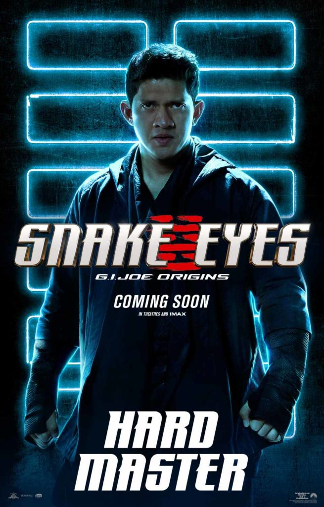 Snake Eyes - Cartaz 5