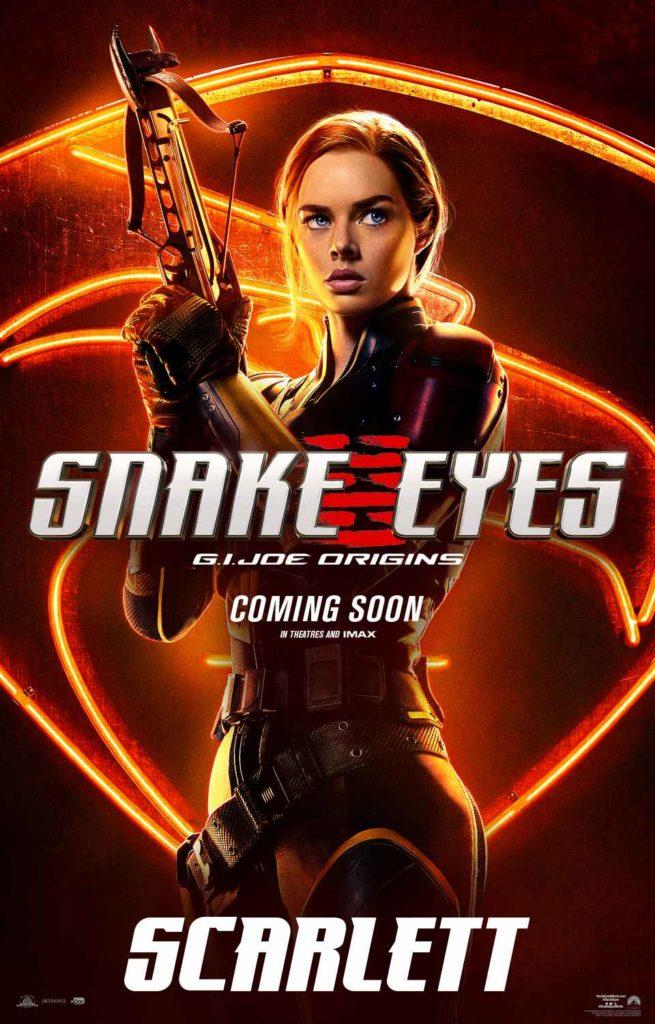 Snake Eyes - Cartaz 3