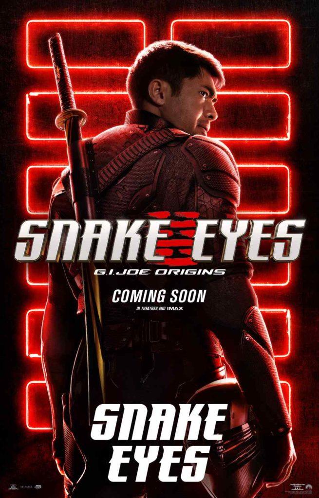 Snake Eyes - Cartaz 1