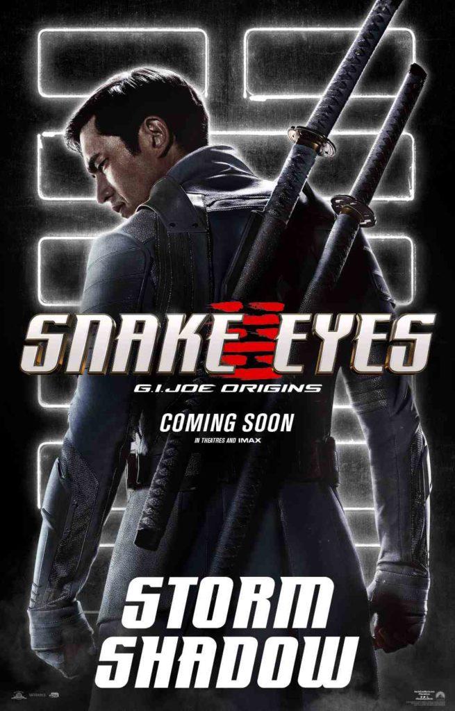 Snake Eyes - Cartaz 2