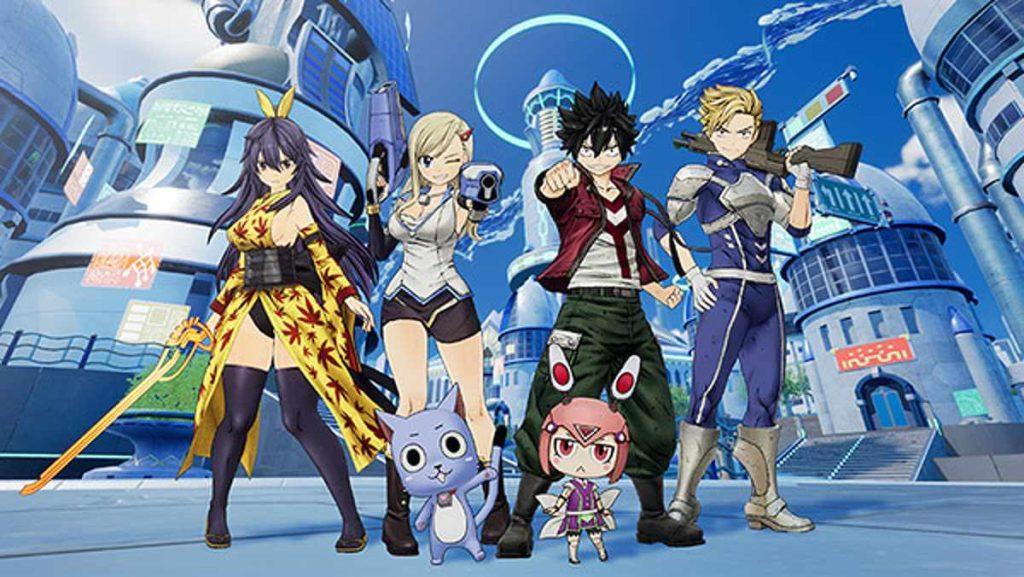 Animes Netflix Agosto - Edens Zero