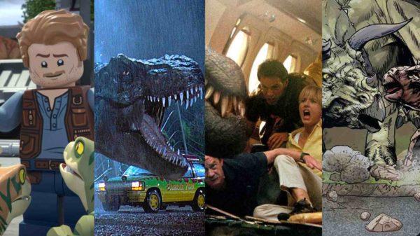Franquia Jurassic Park