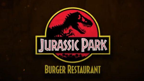 Jurassic Park Burger