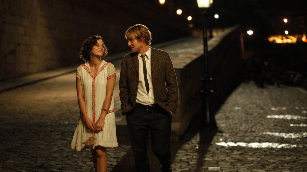 Owen Wilson Meia-Noite Em Paris