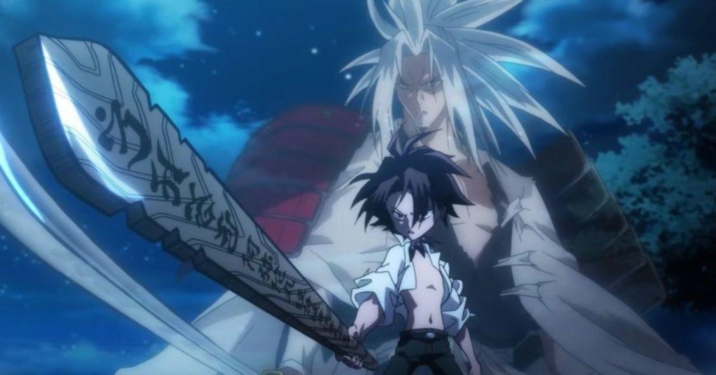 Animes Netflix Agosto - Shaman King