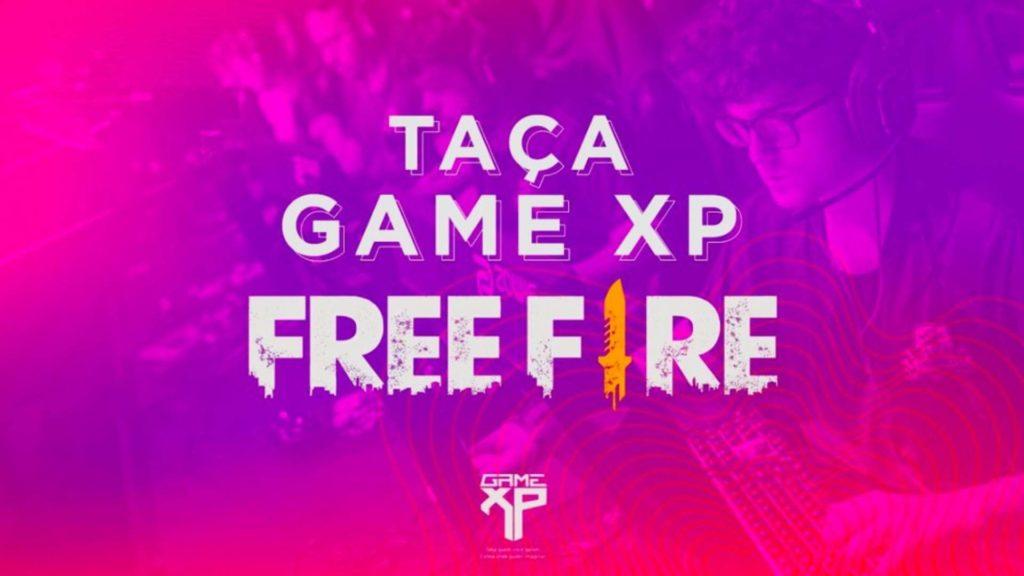 Game XP 2021 - Taça Game XP Free Fire