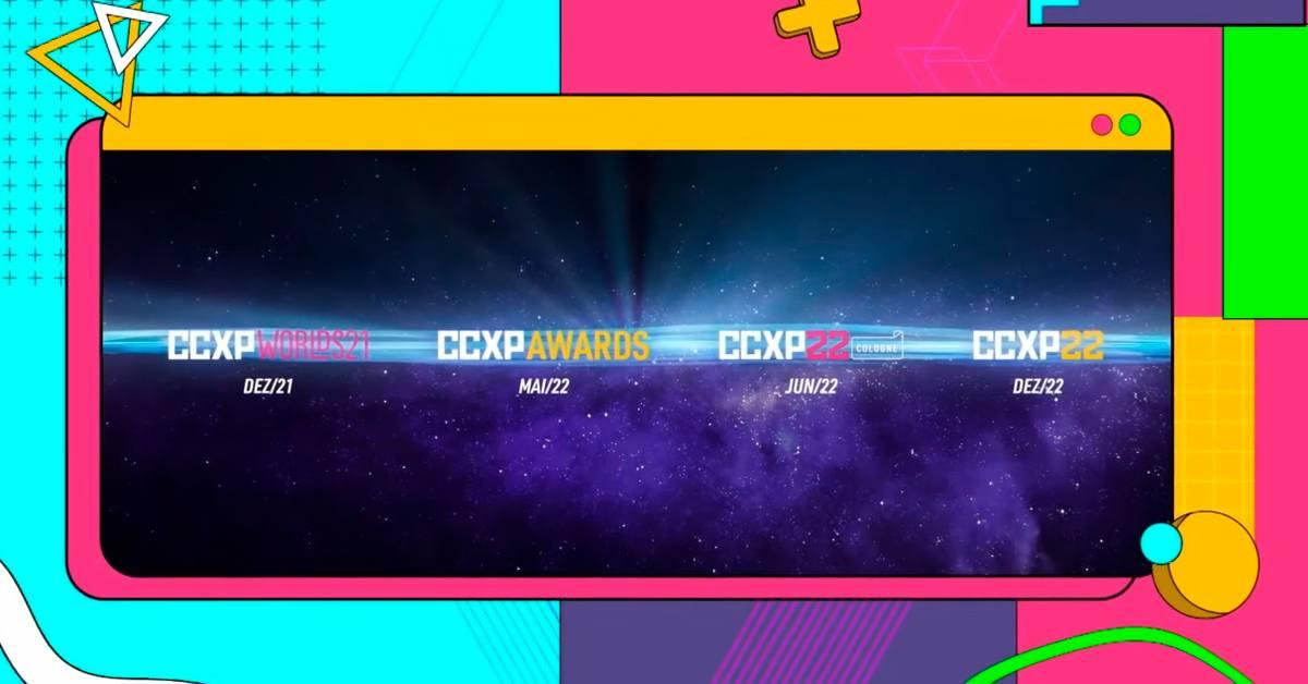 CCXP Worlds