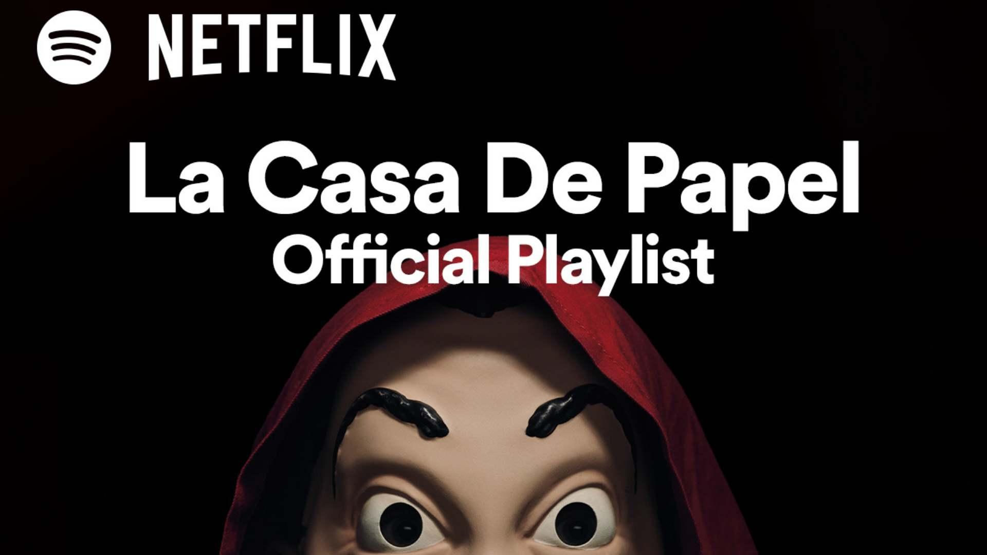 Spotify - La Casa de Papel