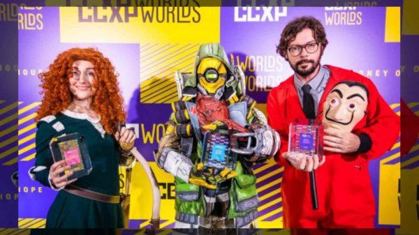 CCXP WORLDS - Concurso Cosplay (1)