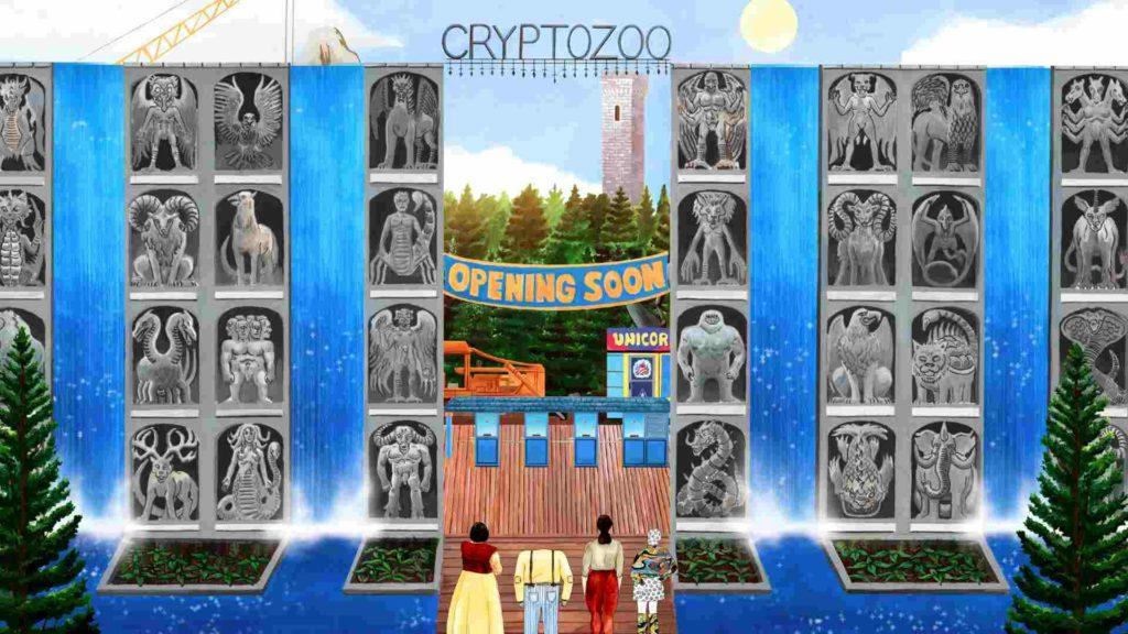 ANIMAGE - Longa Cryptozoo
