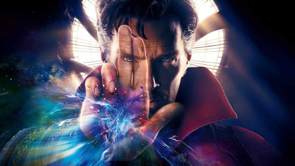 Doutor Estranho filmes da Marvel